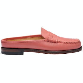Sebago Dan Clog Pop Ladies Slip On Trainers - Chiffon