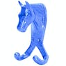 Perry Equestrian Double Horse Head Wall Hook