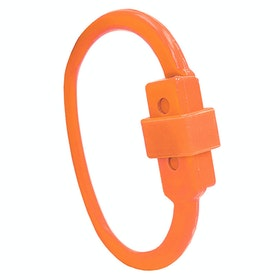 Perry Equestrian Reusable Safety Tie - Orange