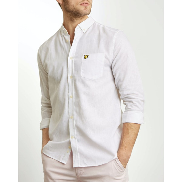 Camisa Lyle & Scott Cotton Linen