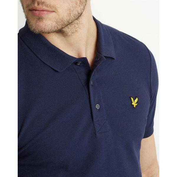 Lyle & Scott Vintage Slim Stretch Рубашка поло