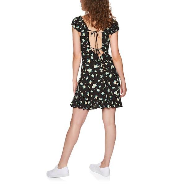 Free People Like A Lady Printed Mini Dress