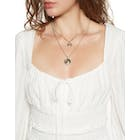 Free People Lolita Top Women's Top