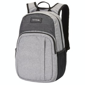 Dakine Campus S 18l Backpack - Greyscale