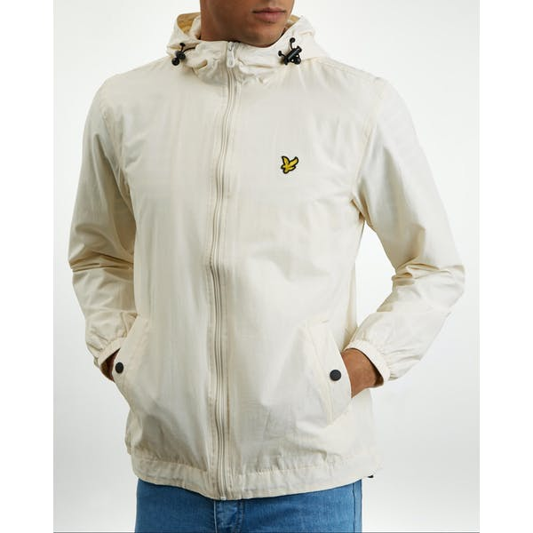 Lyle & Scott Zip Through Hooded Men's Jacket