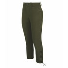 Troy London Moleskin Breeches Olive Womens Trousers