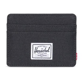 Herschel Charlie RFID Wallet - Black