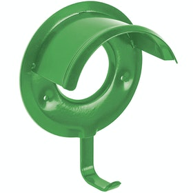 Perry Equestrian Bridle Bracket Hook - Green