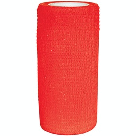 Perry Equestrian Cohesive Bandage - Red