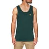 Bombardier Carhartt Chase A-shirt - Bottle Green Gold