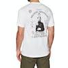 Theories Of Atlantis Mystic Advisor Short Sleeve T-Shirt - White