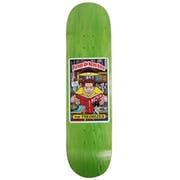 Theories Of Atlantis Nerd Kid Deck 8 Inch Skateboard Deck