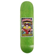 Theories Of Atlantis Nerd Kid Deck 8.25 Inch Skateboard Deck