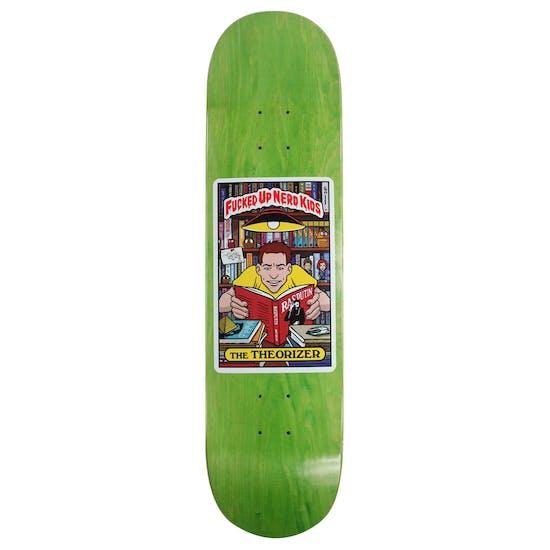 Theories Of Atlantis Nerd Kid 8.5 Inch Skateboard Deck