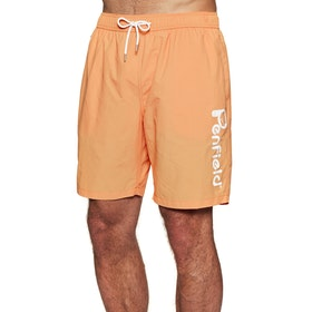 Penfield Rossiter Swim Shorts - Peach Pink