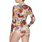Rip Curl G-Bomb 1mm Long Sleeve Hi Cut Shorty Ladies Wetsuit