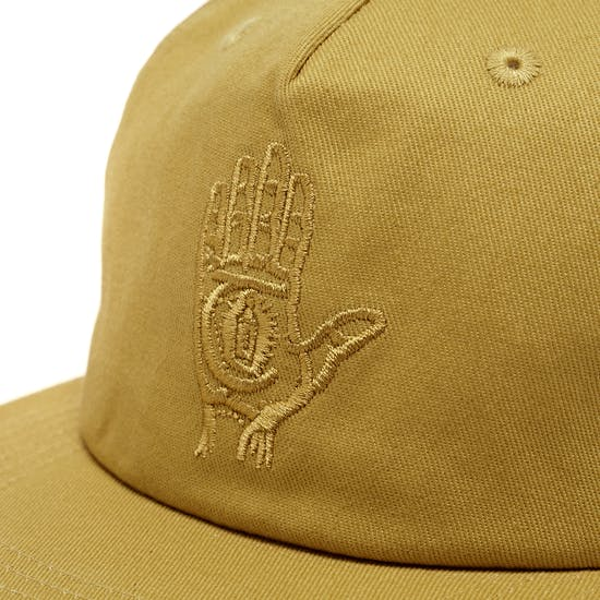 Theories Of Atlantis Hand Of Strapback Cap