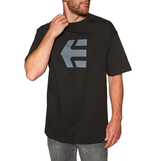 T-Shirt de Manga Curta Etnies Icon