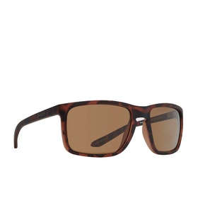 Dragon Melee Sunglasses - Matte Tortoise ~ Bronze