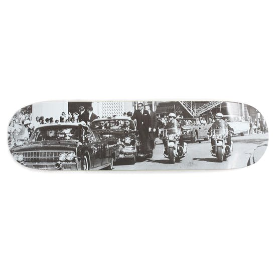 Theories Of Atlantis Where's Oswald 8.125 Inch Skateboard Deck