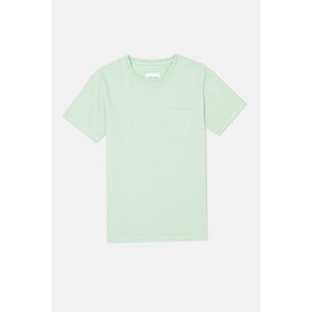 T-Shirt a Manica Corta Albam Pocket 1092 - Faded Jade