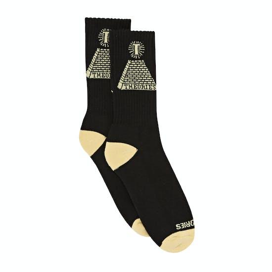 Theories Of Atlantis Theoramid Sports Socks