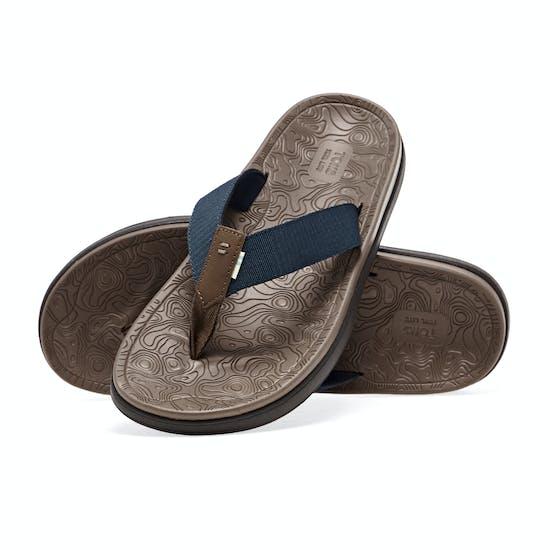 Toms TRVL Lite Flip Flops Sandals