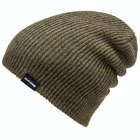 Dakine Tall Boy Heather Beanie - Tarmac / Stone