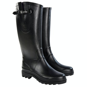 Aigle Aiglentine Ladies Wellies - Black