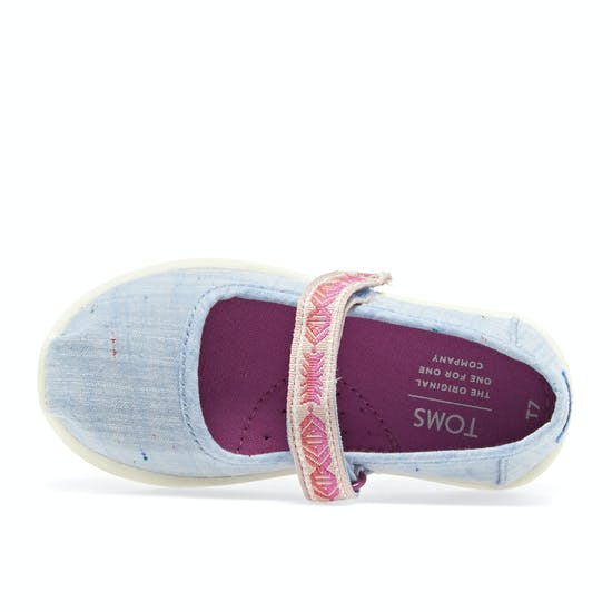 Toms Mary Jane Slip On Shoes