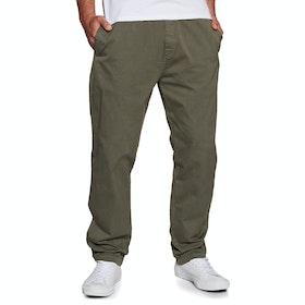 Pantalon Cargo Carhartt Lawton - Moor