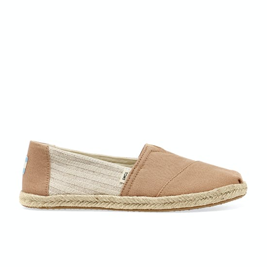 Toms Alpargata League Stripes Womens Espadrilles
