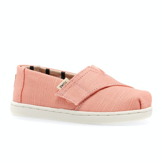 Toms Heritage Canvas Toddler Shoes