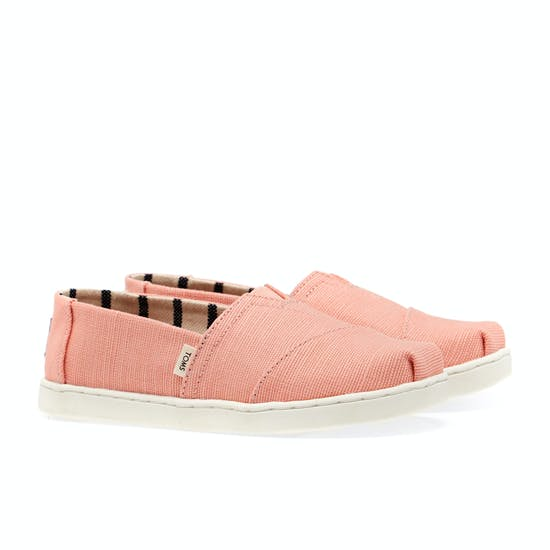 Toms Heritage Canvas Classic Kids Shoes