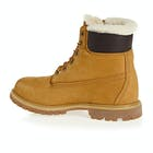 Timberland 6in Premium Shearlin Wheat Women's Boots