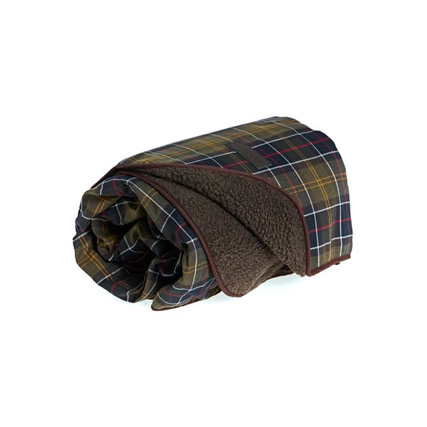 Barbour Classic Dog Blanket