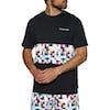 Diamond Supply Co Pixel Panel Short Sleeve T-Shirt - Black
