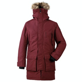 Didriksons Ben Jacket - Anemon Red
