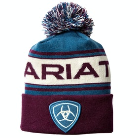 Ariat Team Beanie - Moroccan Blue