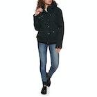 Volcom Walk On By Short 5k Ladies Jacket