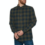 Quiksilver Inca Gold Check Shirt