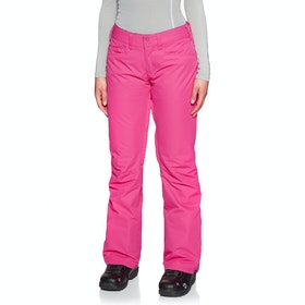 Roxy Backyard Womens Snow Pant - Beetroot Pink