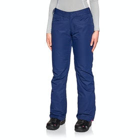 Roxy Backyard Womens Snow Pant - Medieval Blue
