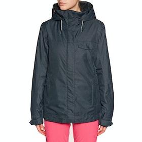 Roxy Billie Womens Snow Jacket - True Black