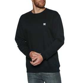 Sweat DC Rebel Crew 3 - Black