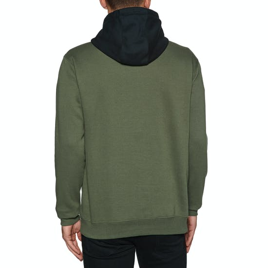 DC Rebel Half Zip Pullover Hoody