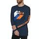 DC Triple Majestic Long Sleeve T-Shirt