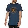DC Work Infinite Short Sleeve T-Shirt - Black Iris