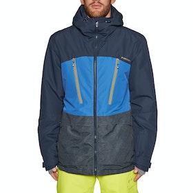 Protest Buston Snow Jacket - Sporty Blue