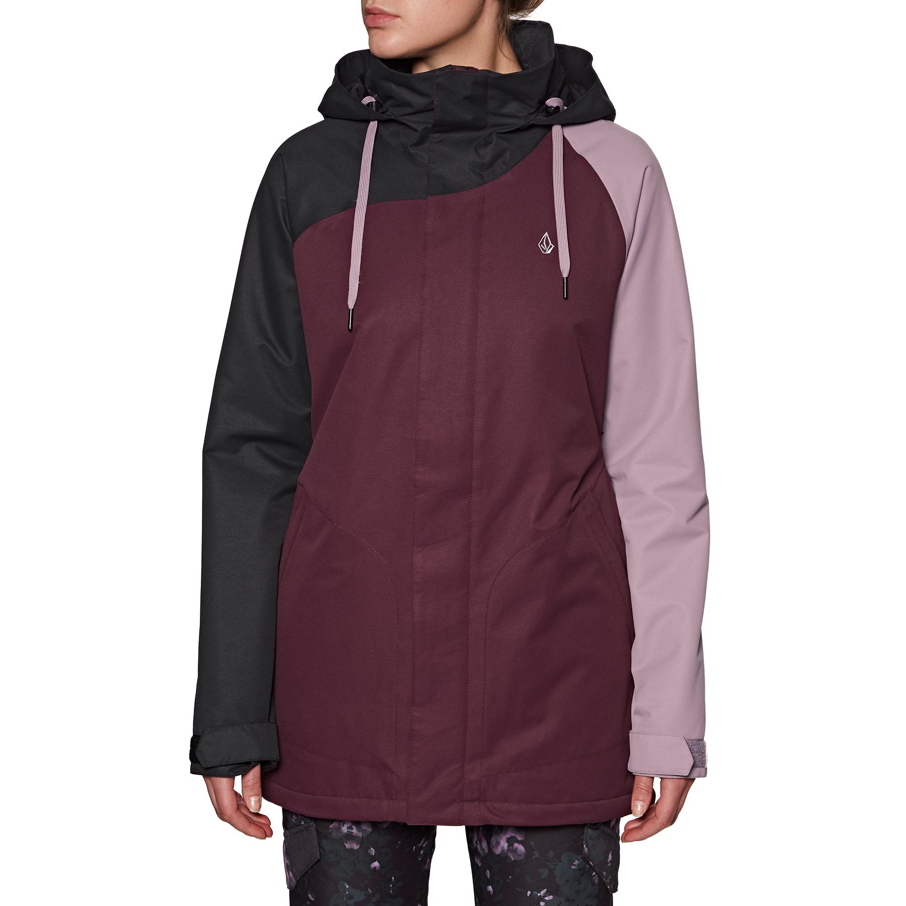 Volcom Westland Ins Jacket Abrigo Mujer